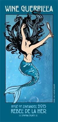 Poster 2015 Rebel De La Mer