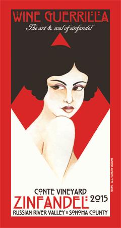 Poster 2015 Conte Vineyard