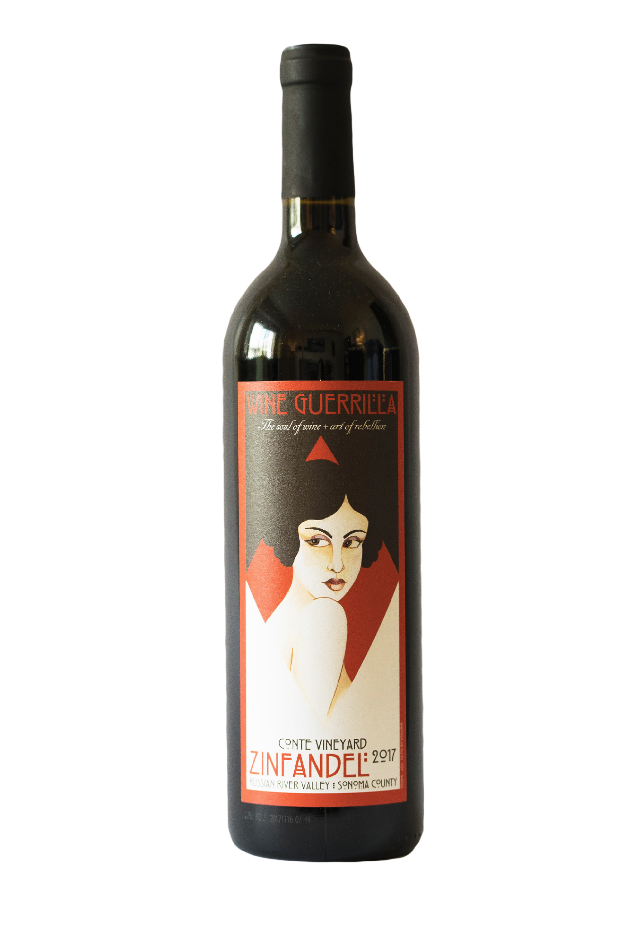 2017 Conte Vineyard Zinfandel
